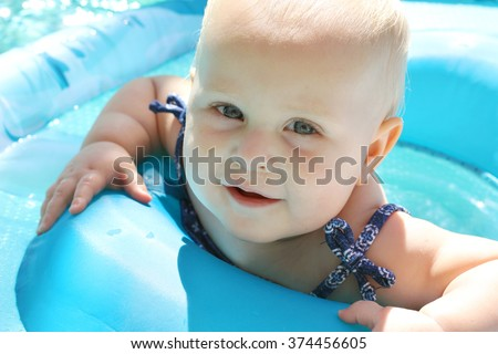 Chubby boy pool images 3 month old baby swimming pool