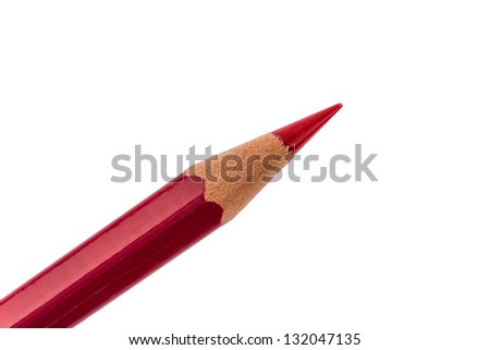 a red pen on a white background. save in costs and expenses for bad economy
