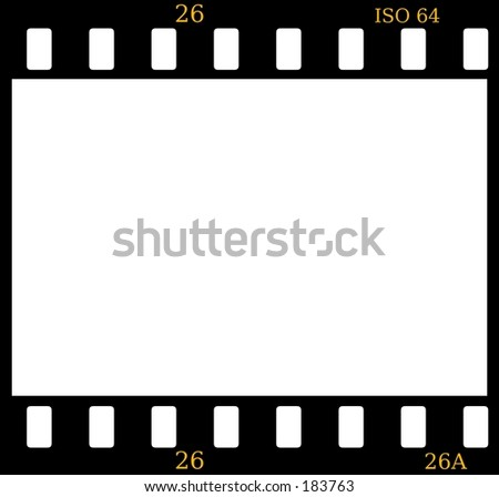 A render of a blank slide that you can fill in with whatever you want. - stock photo