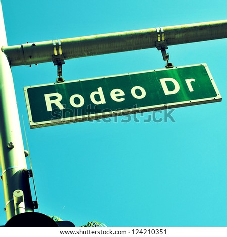 Rodeo Drive Stock Images Royalty Free Images Amp Vectors
