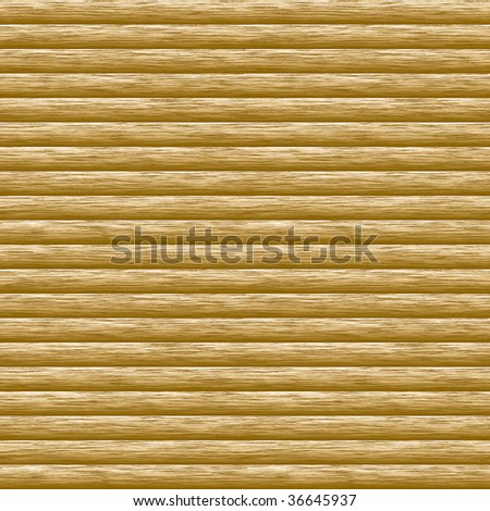 A seamlessly tiling texture. Illustration of stacked logs - stock photo