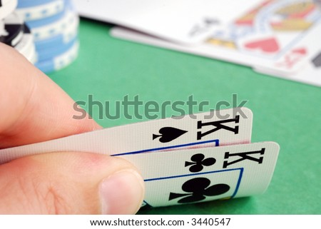 A set of kings - stock photo