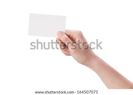 A shot of Close-up of hands - stock photo