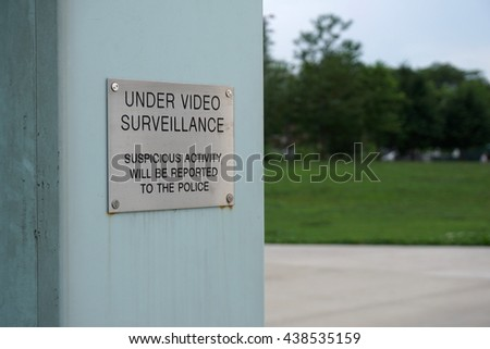 Surveillence In Hospital Room