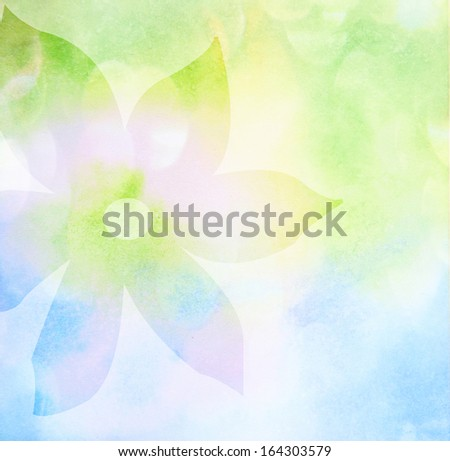 a simple abstract background with a shape overlay