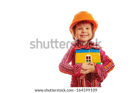 A small Builder.