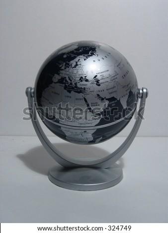 A small globus - stock photo
