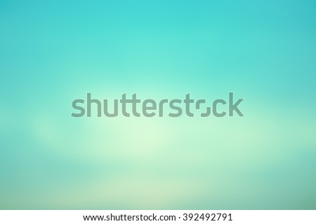 A soft cloud background - stock photo