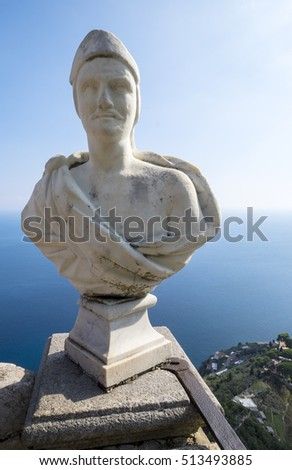 Ravello stock photos royalty free images vectors for Terrace of infinity