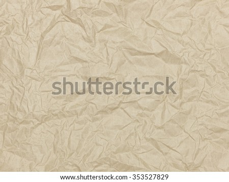 A studio photo of wrapping paper - stock photo