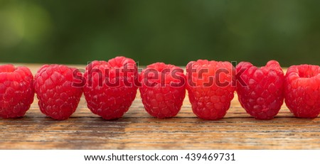 A summer treat the raspberry is a fruit of a multitude of plant species in the genus Rubus of the rose family, most of which are in the subgenus Idaeobatus; the name also applies to the plants.