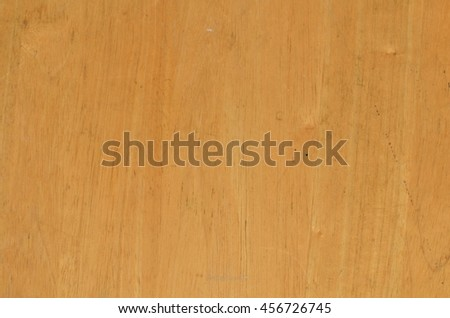 a surface of a wooden furniture