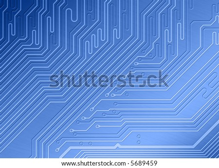 A techy background of a circuit board