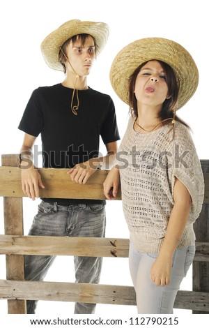 farm teen fucks boyfriend