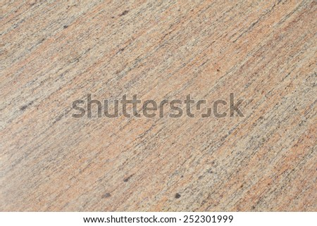 A texture background of bright orange marble floor. - stock photo