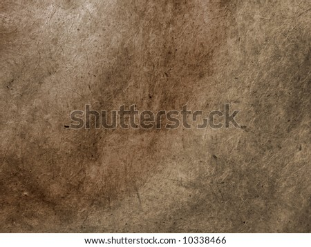 A texture of a list of waxed paper - stock photo