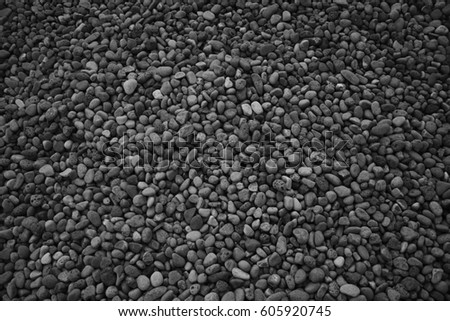 A texture photo of rocks