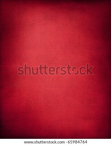 A textured red background with a subtle screen pattern. - stock photo