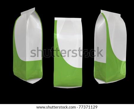 a triple flex box - stock photo