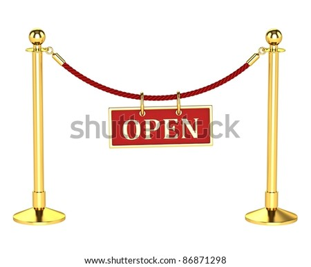 Red Velvet Rope Stock Images Royalty Free Images