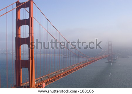 A View of Golden Gate Bridge