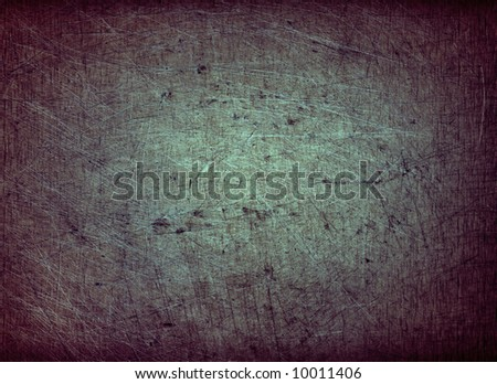 A wood block illuminated with fluorescent color, suitable as a background texture. - stock photo