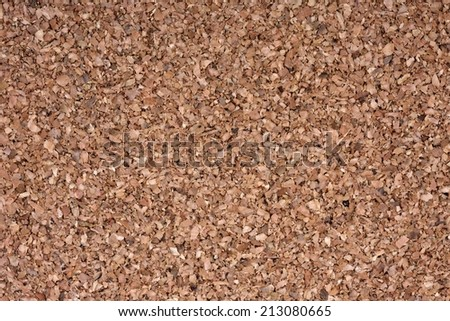 A wooden cork, a background or texture - stock photo