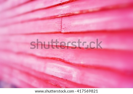 A wooden wall background or texture. - stock photo