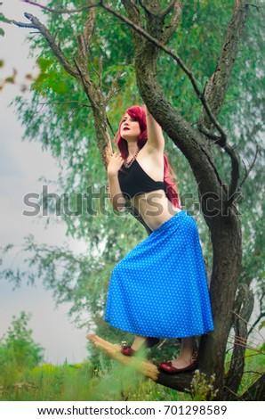Tea tree transvestite
