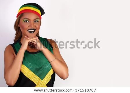 Hot Jamaican Girl