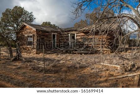 ブラウン・ホームステッド・ニューメキシコ