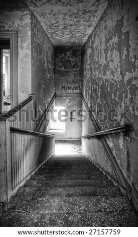 Abandoned Stair