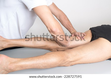 Abductor treatment