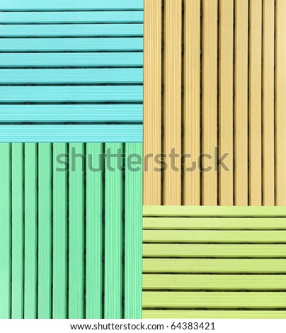 Abstact colorful anti-slip - stock photo