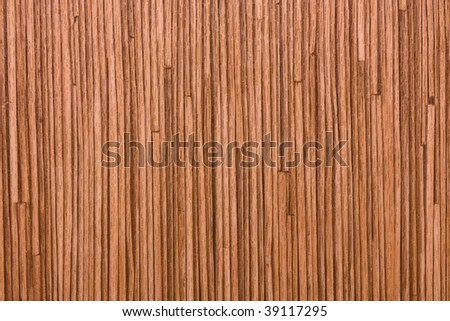 Abstact texture that imitates pressed bamboo. - stock photo