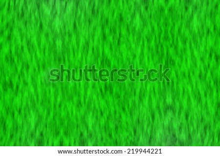 Abstrack Background,Green field - stock photo