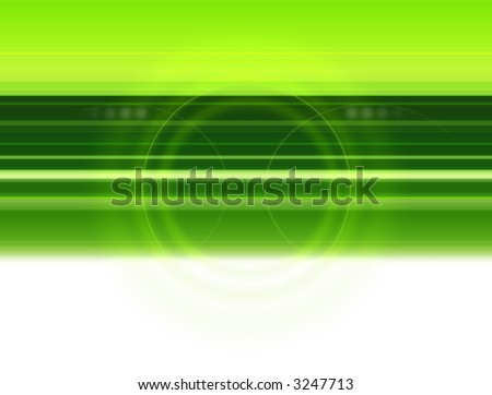 Abstract and modern greenish background. - stock photo