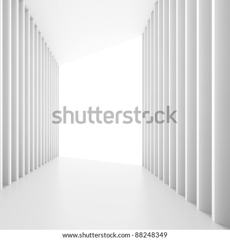 Abstract Architectural Design - stock photo