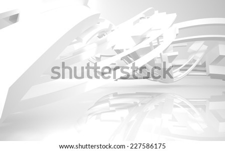 Abstract Architecture. - stock photo