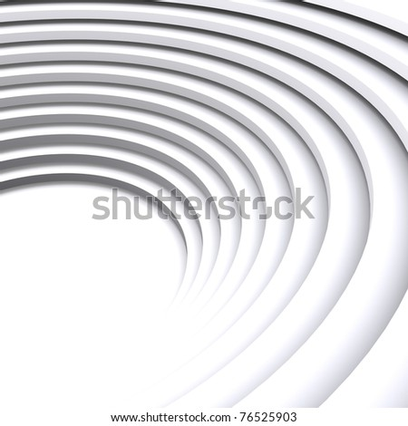 abstract architecture arena - stock photo