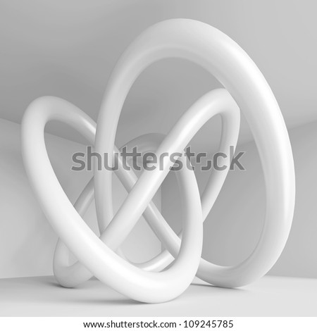 Abstract Architecture Concept - stock photo