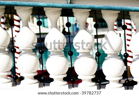 Abstract Architecture View - stock photo