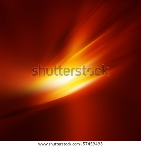 Abstract ardent background - stock photo