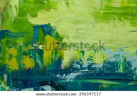 modern textured paintings abstract art background oil painting on stock photo 296597117