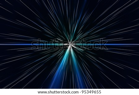 Abstract background, abstract night speed motion