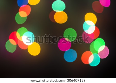 Abstract, Background and wallpaper, Multicolor blur light