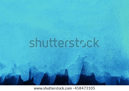 Abstract Background. Blue Paper Texture