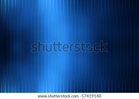 abstract background blue stripes with blurred texture - stock photo