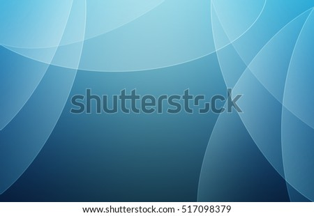 Abstract background blue, wiht color line