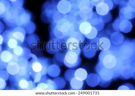 abstract background blur bokeh circles for background